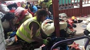 高价回收旧衣鞋包,另各县区招收代理。电话18329765035,微信同号。