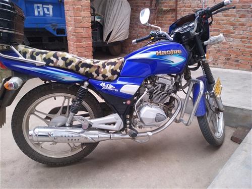 本人出售摩托车,车况良好,