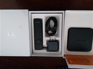 电视盒子9.99新,仅开封刷机测试过,已装好软件,联网链接电视就能用,2g+16g内存,安卓7.1系...