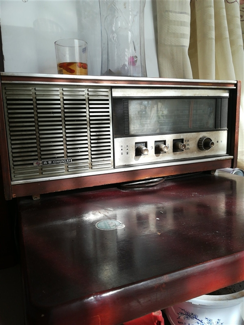 春雷收音機!出售給懷舊的人!