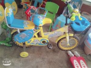 儿童自行车全新