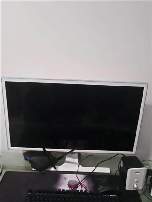 32寸高清显示器,需要的朋友私聊