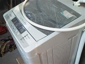 摩尔全自动洗衣机!买了才三个多月,因要搬家转让!