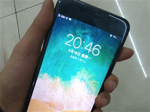 苹果8plus九成新  开始秒杀 秒杀价3400