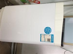 因要离开海口,现有一台4.2kg奥克斯全自动洗衣机和格力立地扇出售,洗衣机8成新,200元,立地扇8...