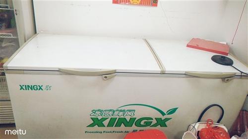 8成新冰柜速抢只要1000元卖到就赚到。。