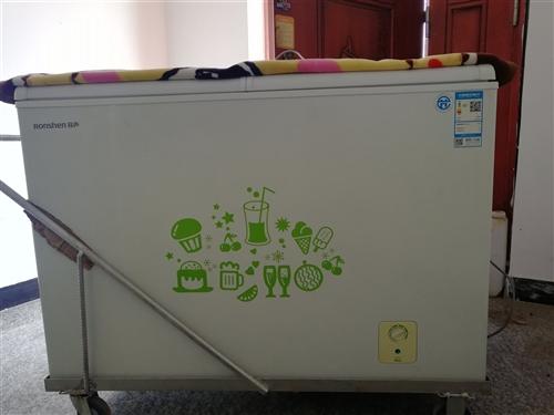 九成新大容量二级能效容声冰柜转让!有意者请联系13838418506