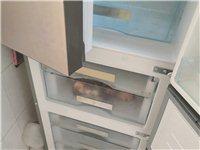 出售仅用了一年的海尔冰箱,价格面议,也可电话联系