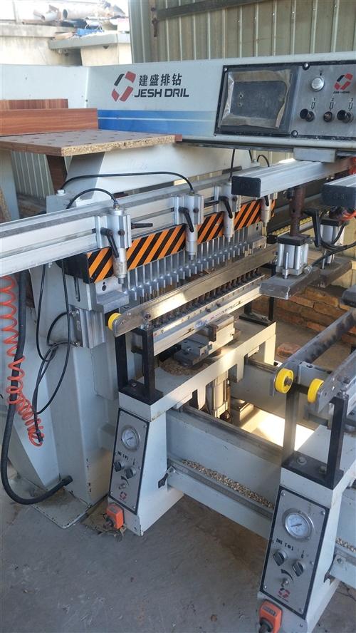 木工多排多轴排钻