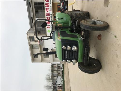 出租拖拉机和粉碎机     型号:耕王轮式拖拉机RC1000-A   说明:只使用一季,目前出租...
