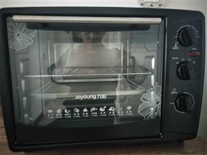 本人由于工作原因,现将购买一个月的九阳电烤箱出手,需要的电联!13753789775