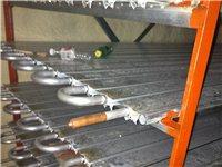 冷库铝排,16一米,一平方50。安装大小型冷库。18660996307张经理