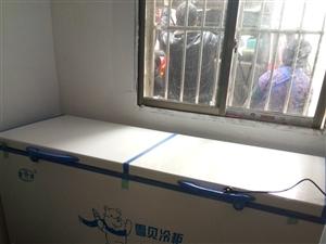 2米长冷藏单暖冰柜, 去年10月份买才 用一个月(由于不开店闲置放) 价格:1500