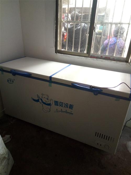2米長冷藏單暖冰柜, 去年10月份買才 用一個月(由于不開店閑置放) 價格:1500