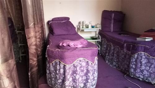 美容床低价处理带被子床罩子被套
