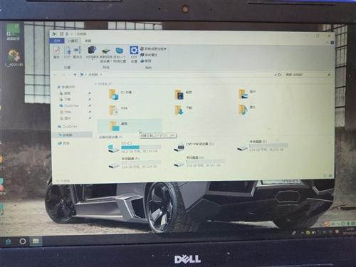 戴尔游戏办公兼容笔记本电脑,酷睿i5,1T大硬盘,支持DVD驱动。 有意者可联系微信:173937...