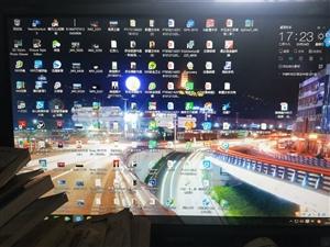 转让hg191a电脑显示器19寸  16:9显示器一个200,9成新很少用。有要的和我联系15309...