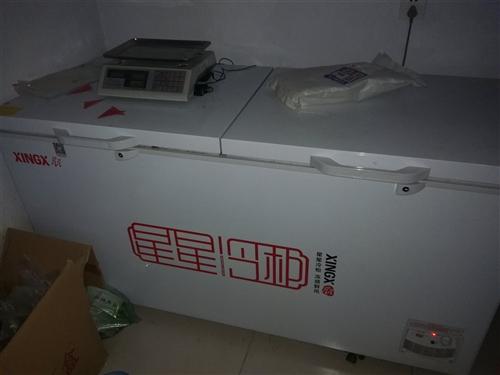 718升冷柜,原价3700元,处理1500,基本全新!除了保用于茶叶保鲜,没放过任何东西!太大不想往...