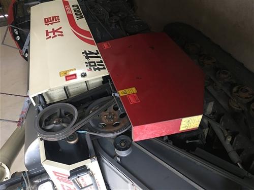 本人自己的车 出售 17年沃得102马力7月份收割机一台 三大件无任何毛病   有一条履带是新的 支...
