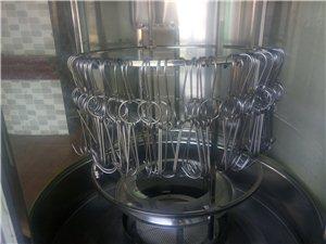 全新燃气烤鸭炉,型号850型,带烤鸭钩,专用手套,说明书,电线插头,燃气管和卡子