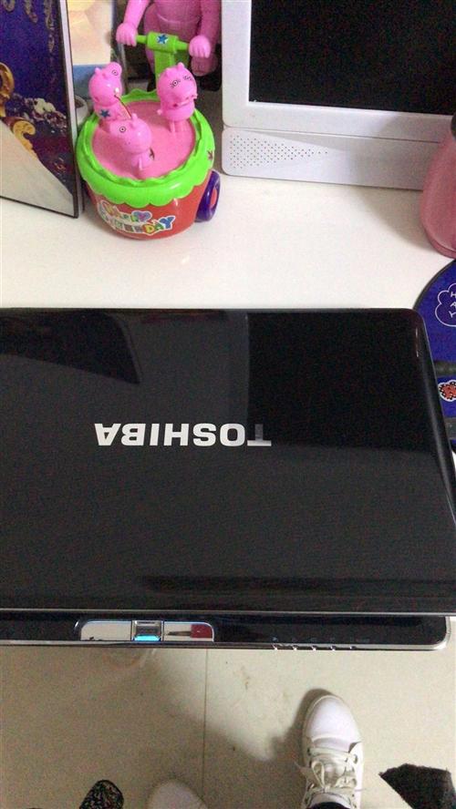 东芝l3笔记本以前在北京办公用的 带回老家一直闲置中 现在低价转让 14.1的高清显示屏I3的处理器...