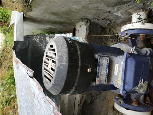 有一个管道离心泵岀售,这泵都没怎么用,谁买谁合适