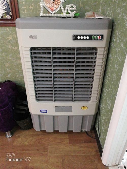 原价1200买的,冷风机,无需外挂机,大功率制冷