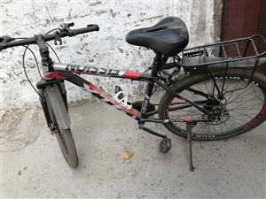全新山地自行车