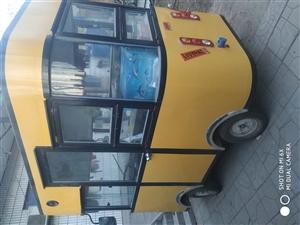 九成新早餐车便宜出售,就用了一个月