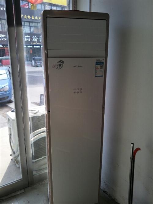 美的空调九成新有意者请电话联系15993375098
