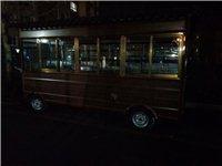 城管局統一發配的流動餐車