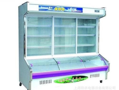 不锈钢冷冻操作台一米八,带置物架;一米六冷藏展示柜;单层商用电烤箱,九成新,转让出售