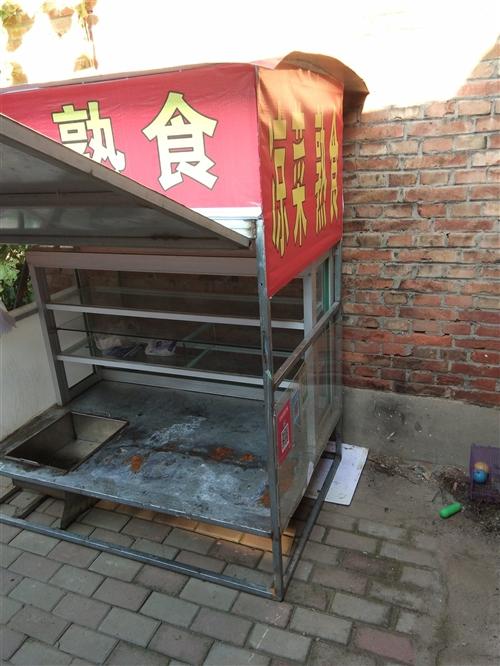 1.5米三輪車車架子,全是厚鐵焊的結實耐用,可以做涼菜熟食,炸串,涼皮肉夾饃等等用途廣,在高陽縣城里...