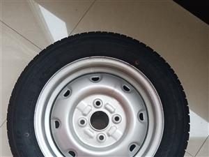 德国驿达汽车轮胎出售 155/65R13,买的时候280,现在用不上,所以转卖
