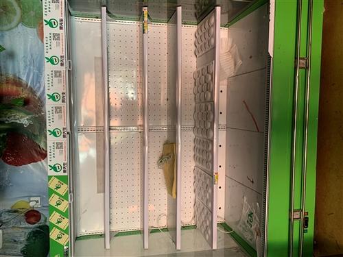 冷风柜,可用于水果店,饭店,中大型。当时购买原价7800