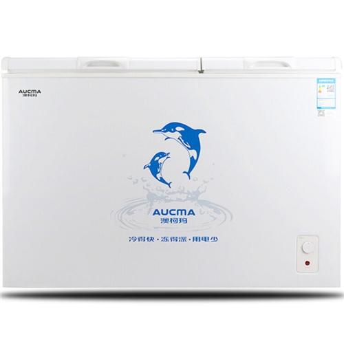 澳柯瑪BCD-257CN臥式雙溫冷凍冷藏家用冰柜交易地點獨山子區