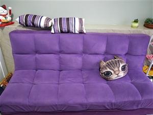 九成新的沙发,搬家了没地方放,300出了