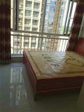 出售 两个崭新的麻将块儿凉席 都是1.8×2米的 150元一个 搬新家的时候买的 因为是高...