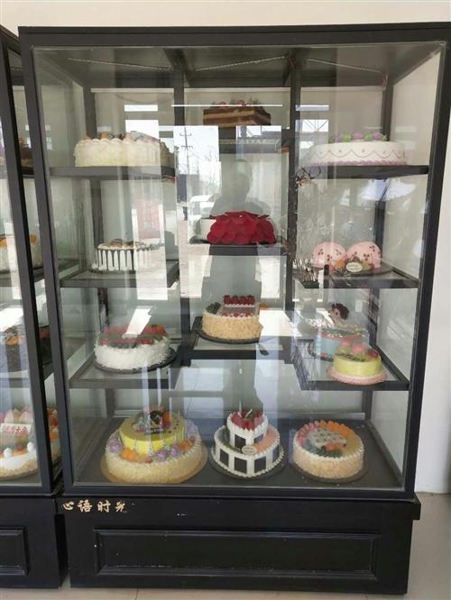 蛋糕店设备整体出售,9.5成新,只用了3个多月。因其他原因店面不做了,整体设备转让。有意者联系,15...