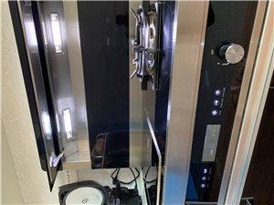 出售科大集成灶一台,一气一电双用,自带消毒柜烘干,自加热清洗功能,买来一年半,不在家做饭,没用过几次...