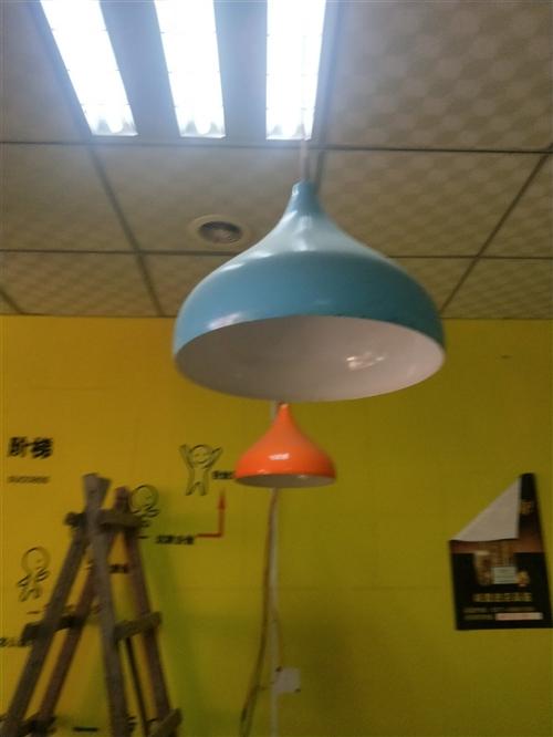 吊燈,三米吧臺出售