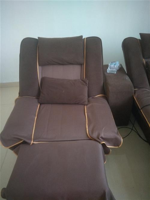 足浴泡腳沙發九成新,總共10張,低價出售,150元一張
