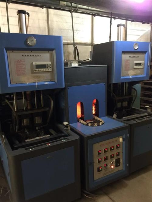 处理!100安变压器带户口全套,吹瓶机,水处理设备,纯净水生产线
