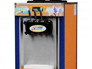 冰淇淋机九成新,?#38469;?#20840;交