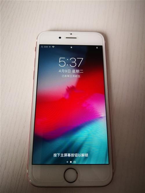 老婆自用iphone,玫瑰金色,一手手机,机身无划痕,保护的特别好,由于换新手机闲置,现低价出售12...