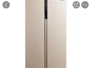 小天鹅双开门冰箱,全新,未拆封,452L,由于房子比较小,放不了大的,故转让,不议价