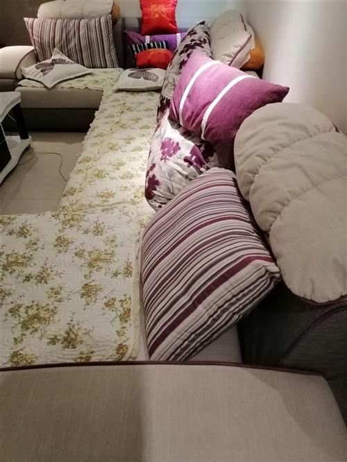 沙发处理 ,九成新 15378407190