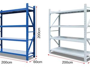 共4组商店货架,白色,基本全新的。每组4层。长2米,宽0.6米,高2米。店铺到期转让。价格可再议