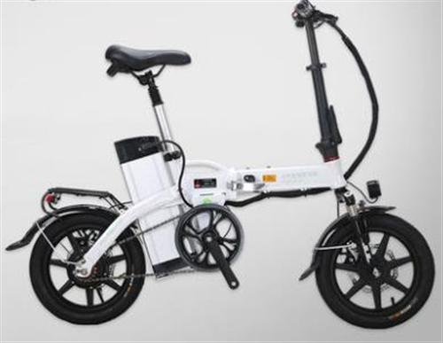 9成新折叠式电动自行车,净重20公斤,使用不到一年。现便宜转让。