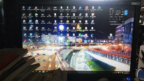转让hg191a电脑显示器19寸16:9显示器
